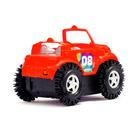 Машина-перевертыш «Кабриолет», работает от батареек, цвета МИКС - фото 105649679