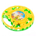 "Toy musical tambourine ""Funny bee"" MIX"