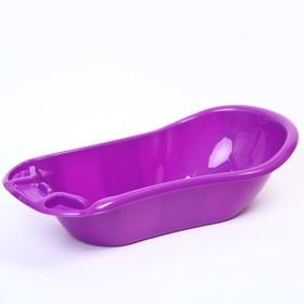 Ванна детская «Фаворит» большая, 55 л, цвет МИКС для девочки