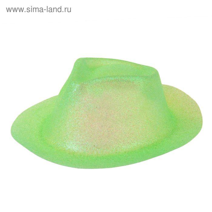 Карнавальная шляпа  цвета МИКС