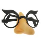 Прикол «Очки с длинным носом»