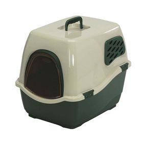 Био-туалет Marchioro  BILL 2F  57х45х48h см зелено-бежевый