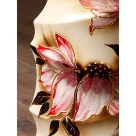 """Ваза напольная """"Бриз"""", разноцветная, 53 см, микс - фото 1702481"""