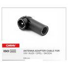 Адаптер CARAV 13-013 (ANT адаптер VW / AUDI / OPEL / SKODA DIN(m)