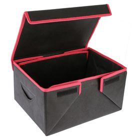 Органайзер-трансформер в багажник TORSO , с крышкой, 36х18,5х26 см