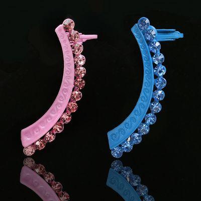 "Earring ""Kaffa"" glitter, MIX color"