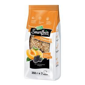 """Запеченные завтраки """"Гранола с абрикосом и шелковицей"""" SmartBar 350 г"""