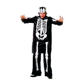 Карнавальный костюм «Кощей Бессмертный», текстиль, р. 50, рост 182 см