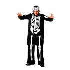 Карнавальный костюм «Кощей Бессмертный», текстиль, р. 54, рост 188 см