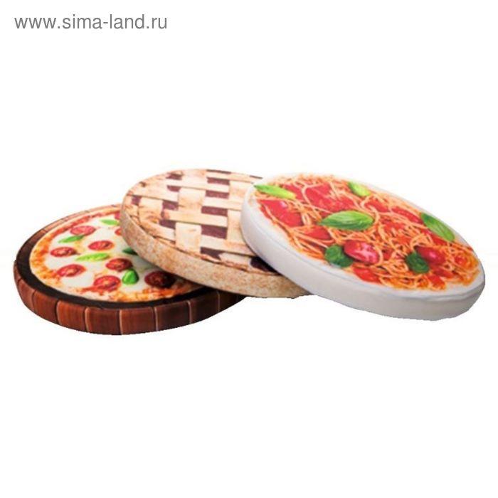 Матрац  ITALIAN CUISINE Пицца, 50x50x5 см
