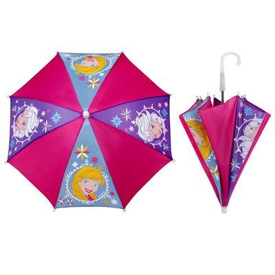 """Зонт детский """"Анна и Эльза"""", Холодное сердце, 8 спиц d=52 см"""
