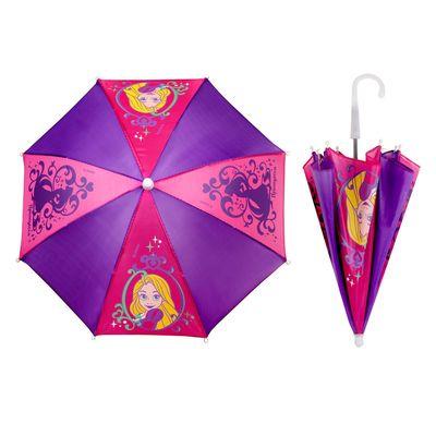 """Зонт детский """"Принцесса"""", Принцессы: Рапунцель, 8 спиц d=52 см"""