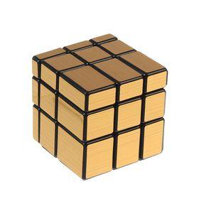 Игрушка механическая «Сложная», 5,5х5,5 см, цвет золотой