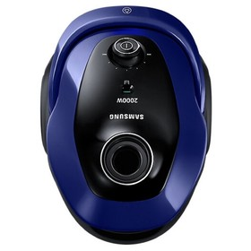 Пылесос Samsung VC20M251AWB, 2000 Вт, 2.5 л, синий