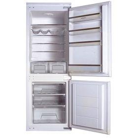 Холодильник Hansa BK 315.3, встраиваемый, двухкамерный, класс А+, 260 л, 1930 Вт, белый