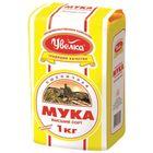 """Мука """"Увелка"""" пшеничная высший сорт 1 кг"""