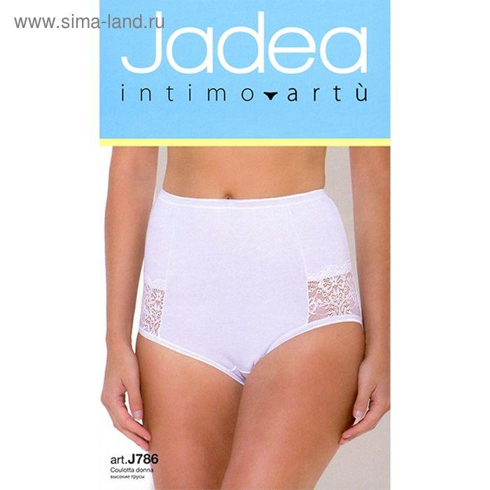 Трусы женские JADEA J786 slip maxi цвет bianco, размер 8