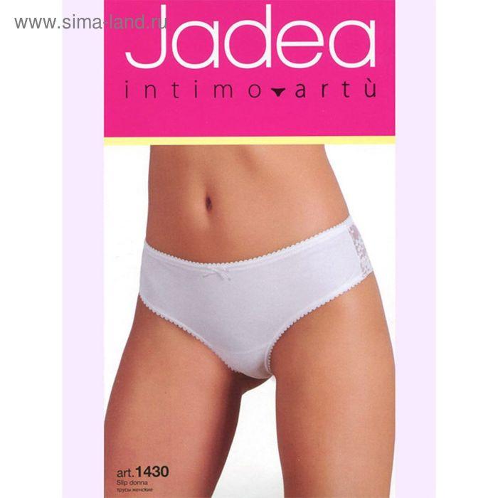 Трусы женские JADEA 1430 slip цвет nero, размер 3