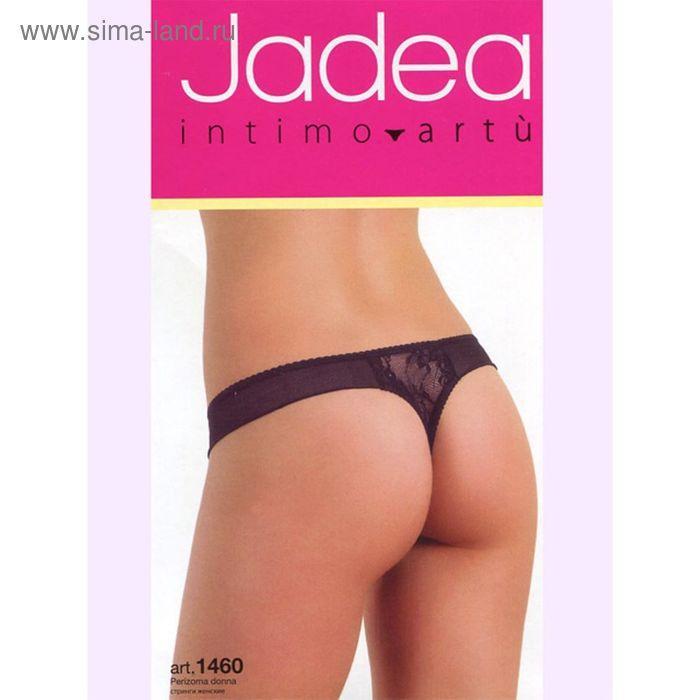 Трусы женские JADEA 1460 perizoma цвет nero, размер 3