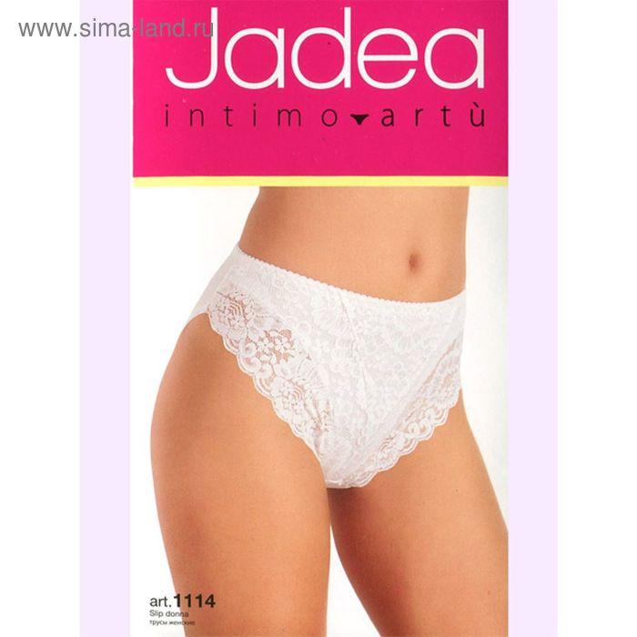 Трусы женские JADEA 1114 slip цвет bianco, размер 4