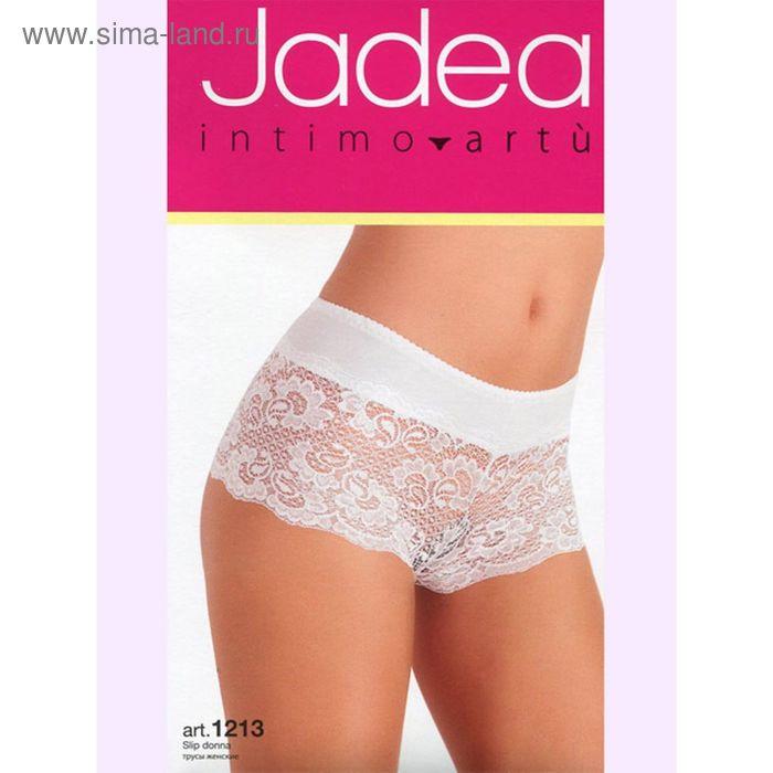 Трусы женские JADEA 1213 boxer цвет nero, размер 2