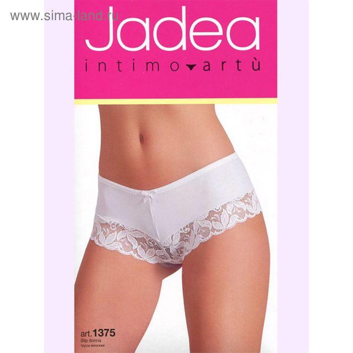 Трусы женские JADEA 1375 boxer цвет nero, размер 3