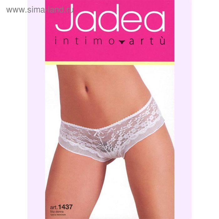 Трусы женские JADEA 1437 short цвет bianco, размер 4