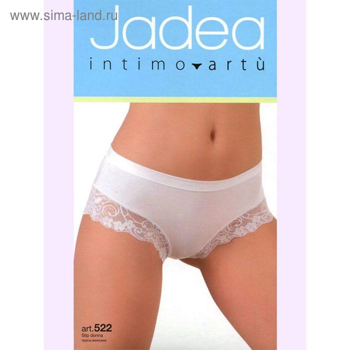 Трусы женские JADEA 522 short цвет nero, размер 2