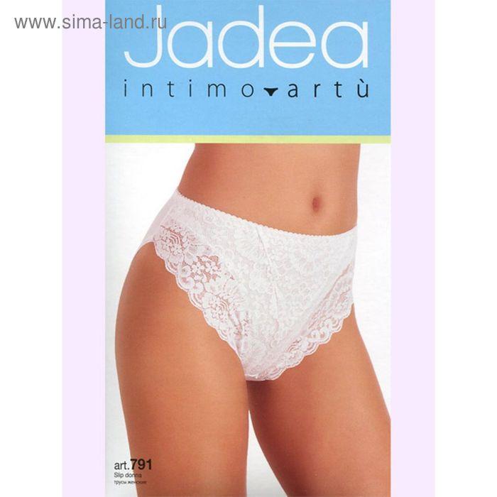Трусы женские JADEA 791 slip цвет bianco, размер 4