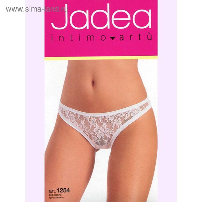 Трусы женские JADEA 1254 slip цвет nero, размер 4