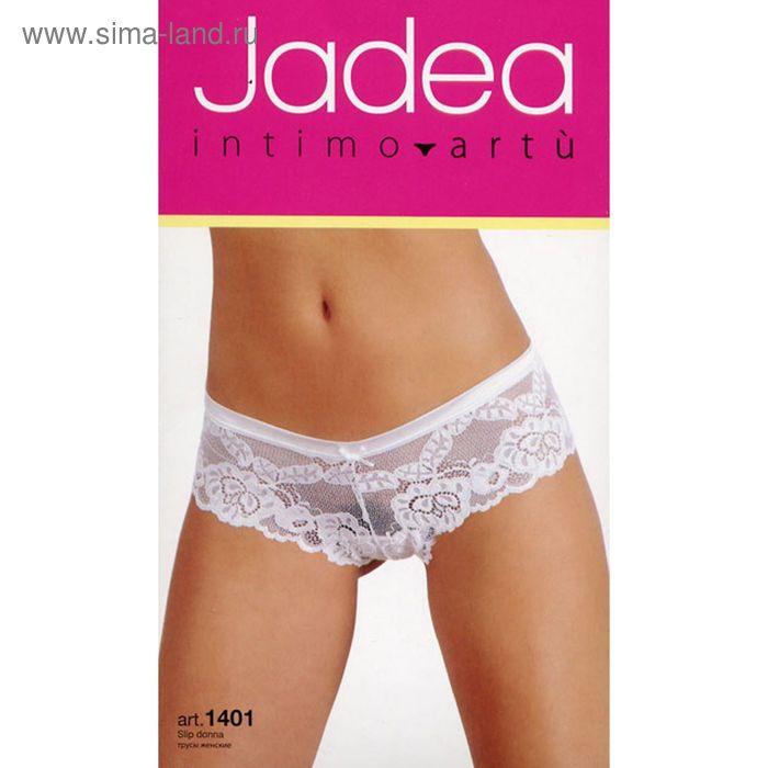 Трусы женские JADEA 1401 boxer цвет nero, размер 3