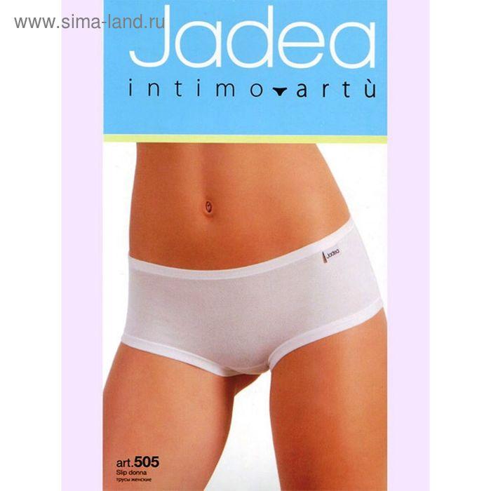 Трусы женские JADEA 505 boxer цвет bianco, размер 4