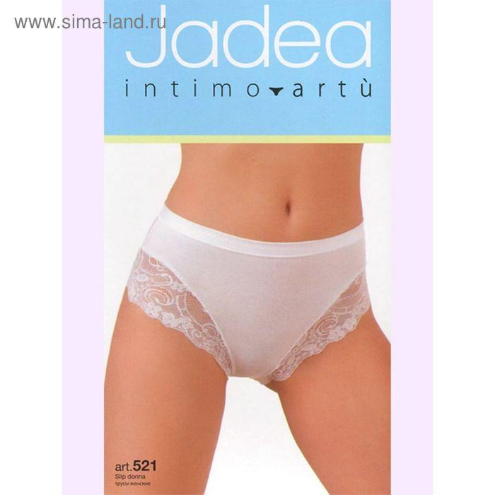 Трусы женские JADEA 521 slip цвет bianco, размер 2