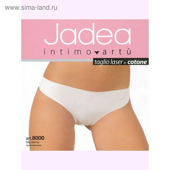 Трусы женские JADEA 8000 slip цвет bianco, размер 5