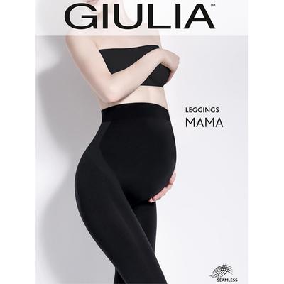 Леггинсы для беременных LEGGINGS MAMA цвет nero, размер L/XL