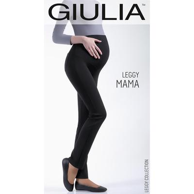 Леггинсы для беременных LEGGY MAMA 01 цвет nero, размер L