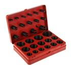 """Набор резиновых уплотнительных прокладок """"СИБРТЕХ"""", диаметр 7-53 мм, 406 предметов"""