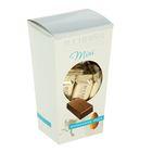 "Шоколад ""Bucheron Mini"" молочный  с миндалем 171 гр"