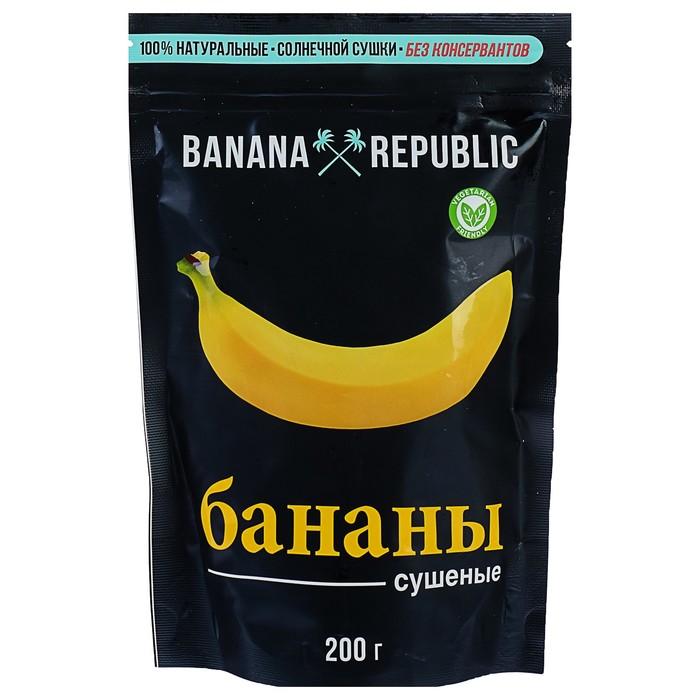 "Конфеты ""Banana Republic"" банан сушеный 200 гр"