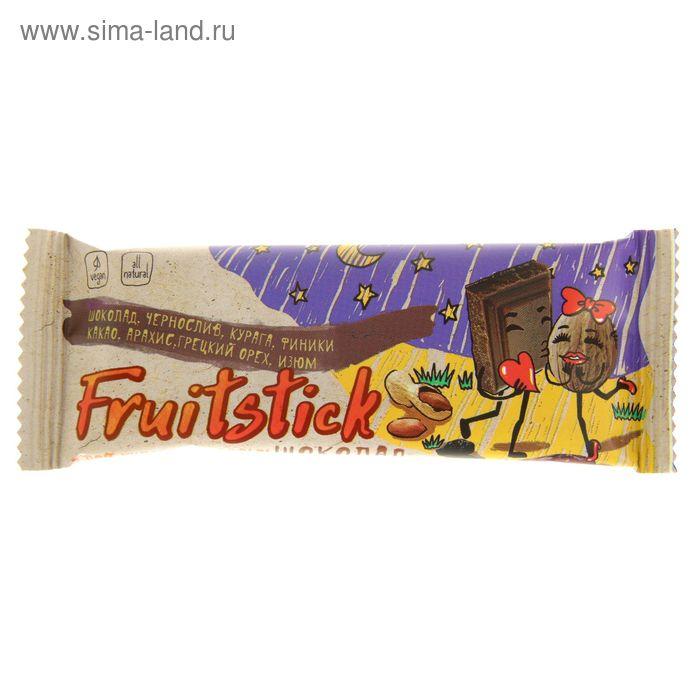 Батончик Fruitstick шоколад 40 г