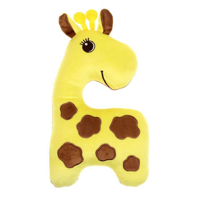 """Мягкая игрушка подголовник """"Жираф"""""""