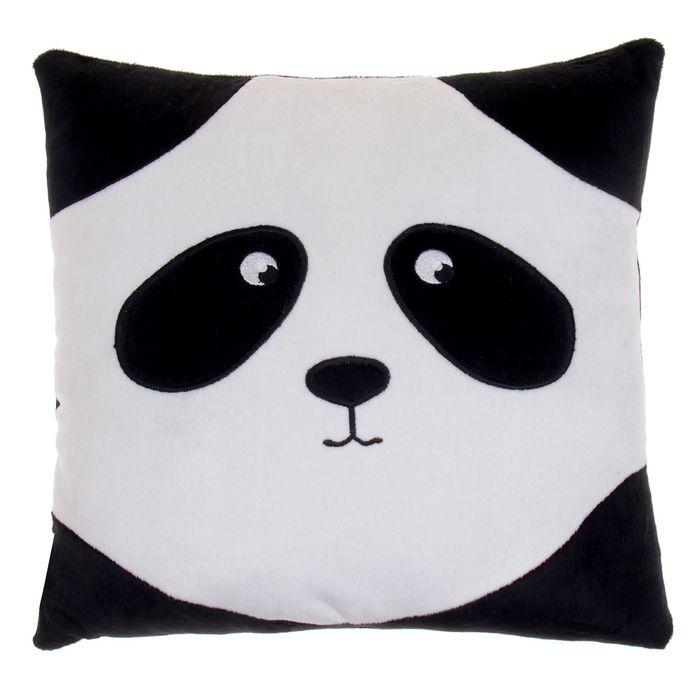 "Подушка ""Панда - смайл грустный"""