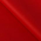 Бумага цветная Тишью (шёлковая), 510 х 760 мм, Sadipal, 1 лист, 17 г/м2, красный