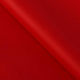 Бумага цветная, Тишью (шёлковая), 510 х 760 мм, Sadipal, 1 лист, 17 г/м2, красный