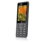 Сотовый телефон Fly FF282 Black, 2 sim, 32 Мб