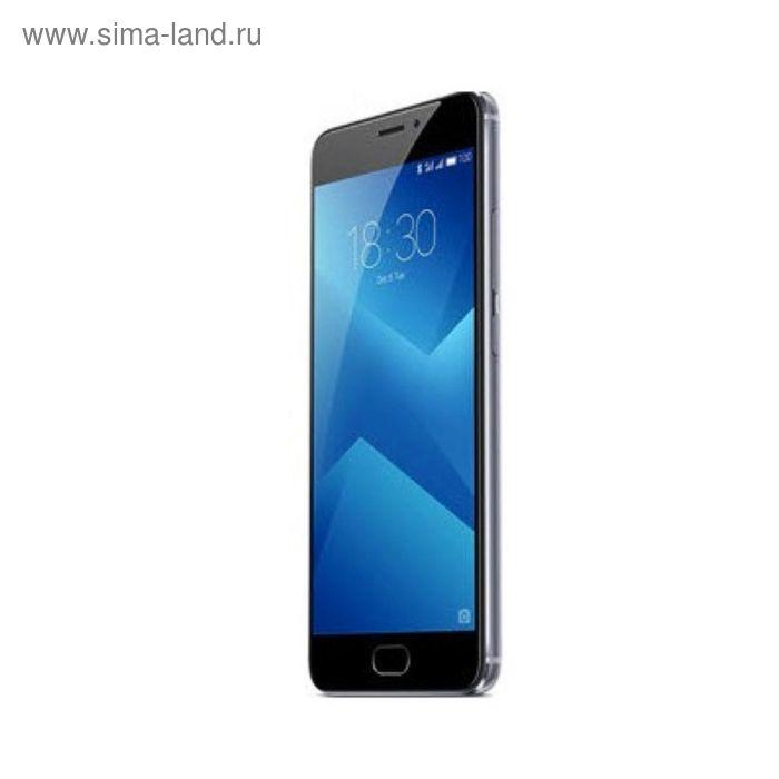 """Смартфон Meizu M5 Note, 32Gb, Gray, LTE, 2sim, 5,5"""", 1920*1080, 3Gb RAM, 13Mp+5Mp"""