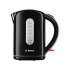 Чайник электрический Bosch TWK7603, 2200 Вт, 1.7 л, черный