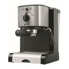 Кофеварка Vitek VT-1513 BK, 1050 Вт, 15 бар, 1.25 л, эспрессо, капучино, рожковая, черный