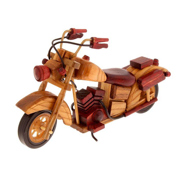 "Сувенир ""Мотоцикл"", цвета МИКС"