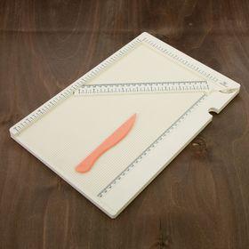 Board creasing (bend) multifunction 34.4x24x0.95 cm (DDB-01)